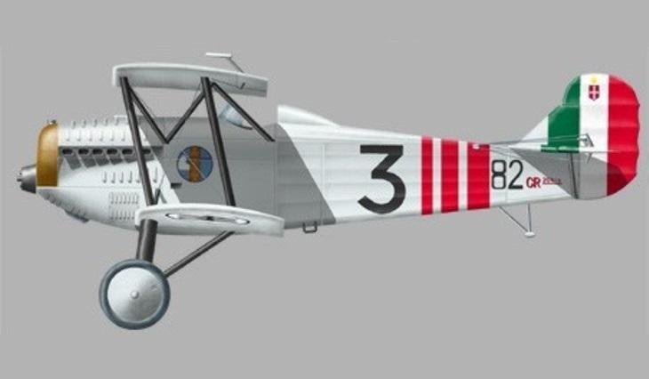 Fiat C.R.20 bis - 82^ Squadriglia