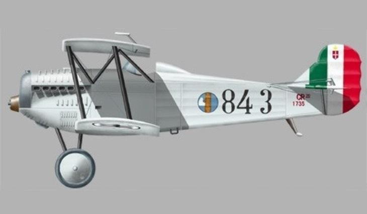 Fiat C.R.20 - 1° Stormo - 84^ Squadriglia - Campoformido - 1930