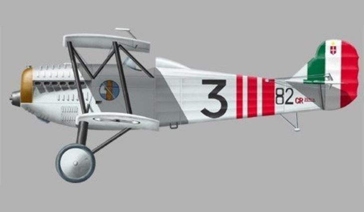 Fiat C.R.20 Bis