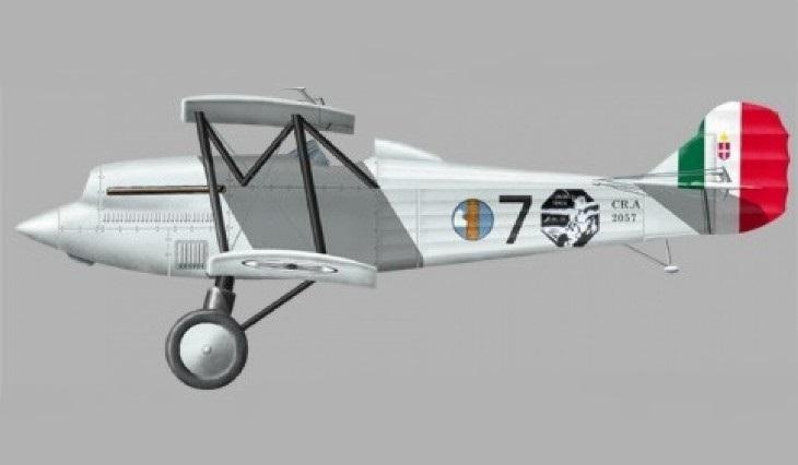 Fiat C.R.20 Asso