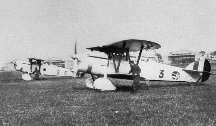 Fiat C.R.30 - 1° Stormo
