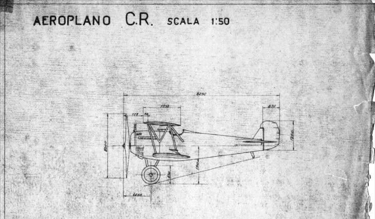 Progetto Fiat C.R.1