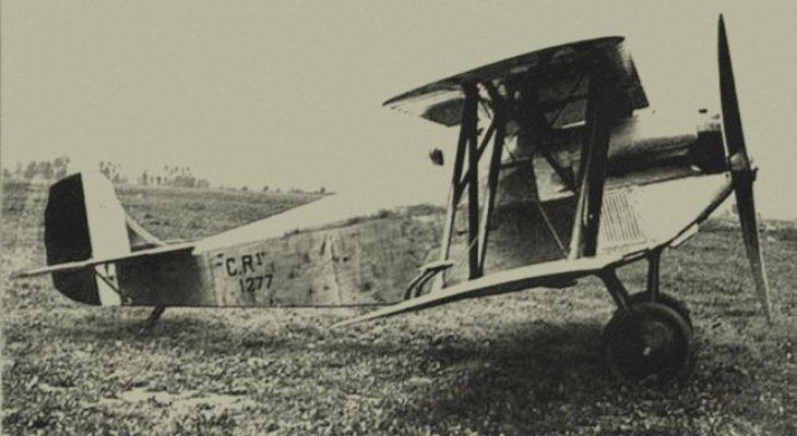 Il sequiplano Fiat C.R.1