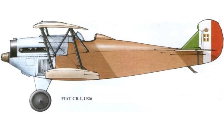 Fiat C.R.1 - 1926