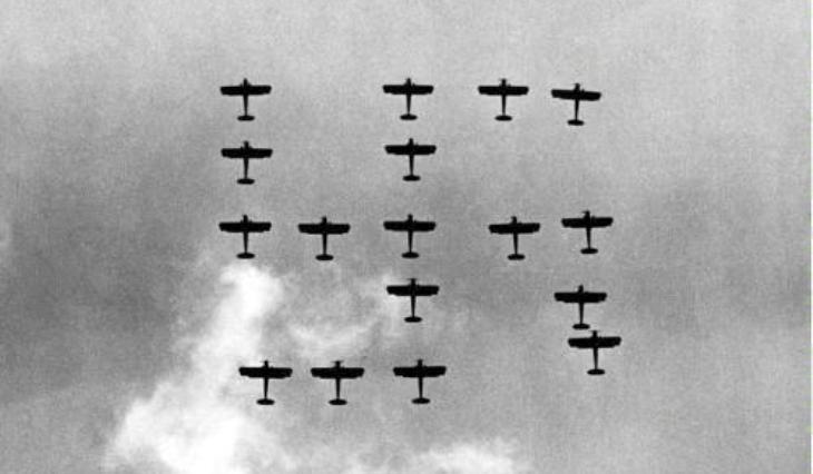 Operazione H - Furbara - 8 maggio 1938