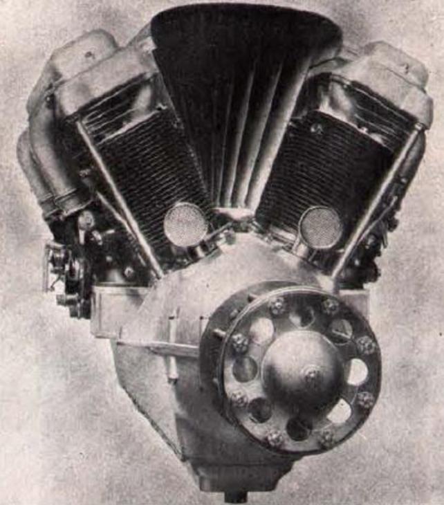 Motore Isotta Fraschini Asso Caccia - 500 HP
