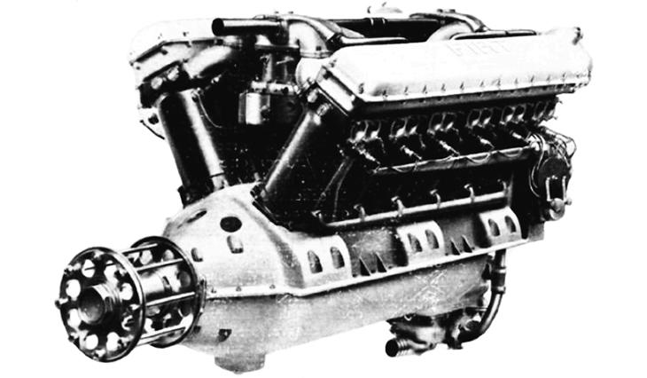 Motore Fiat A-20