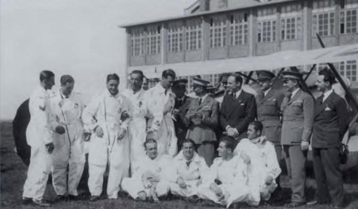 Piloti del 1 Stormo - Maggio 1934