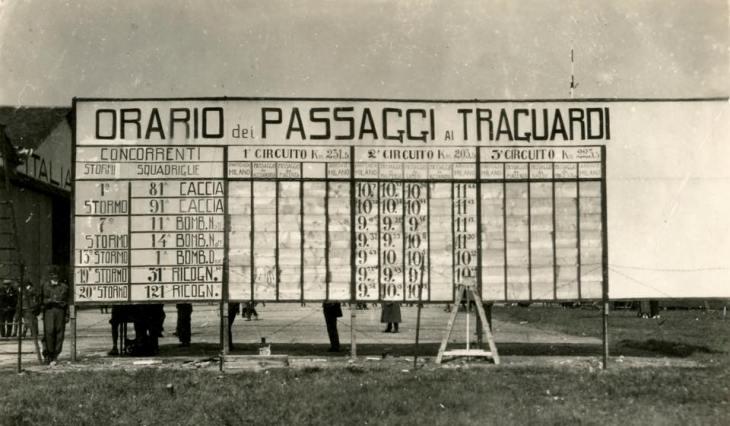 Tabellone 2^ Coppa Baracca