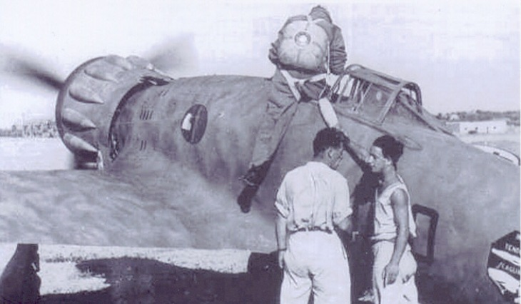 Macchi Mc.200 - 81^ Squadriglia - Catania - 1941