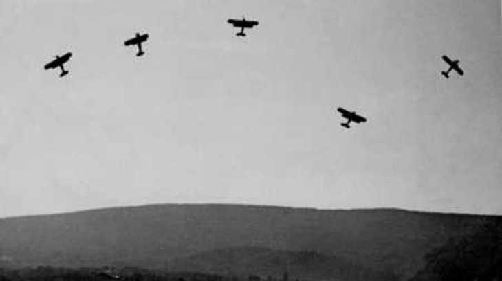 Esposizione Internazionale Aeronautica di Belgrado - 5 giugno 1938