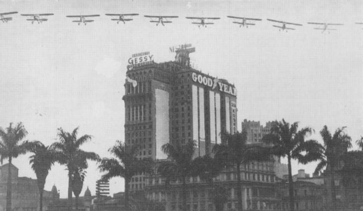 1937 - Pattuglia Mirafiori - America Latina