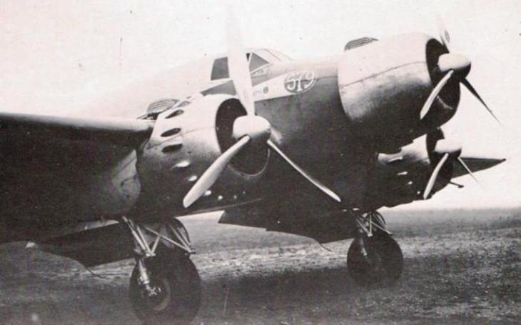 Savoia Marchetti S.79P - Prototipo - I-MAGO