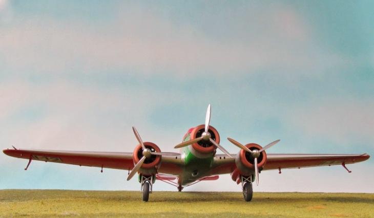 Kit Airfix S.79