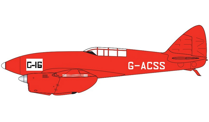 De Havilland D.H.88 Comet