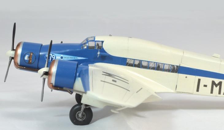 Motorizzazione del Savoia-Marchetti S.79 P.III