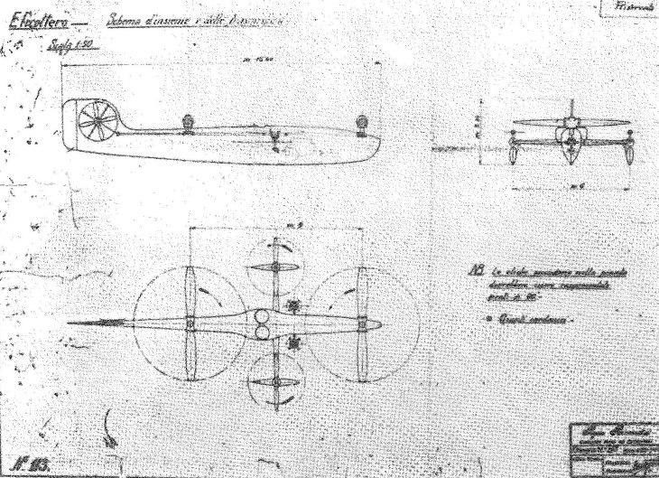 Progetto Elicottero Pegna-Bonmartini