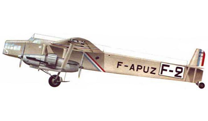 Farman - SNCAC - F.-223