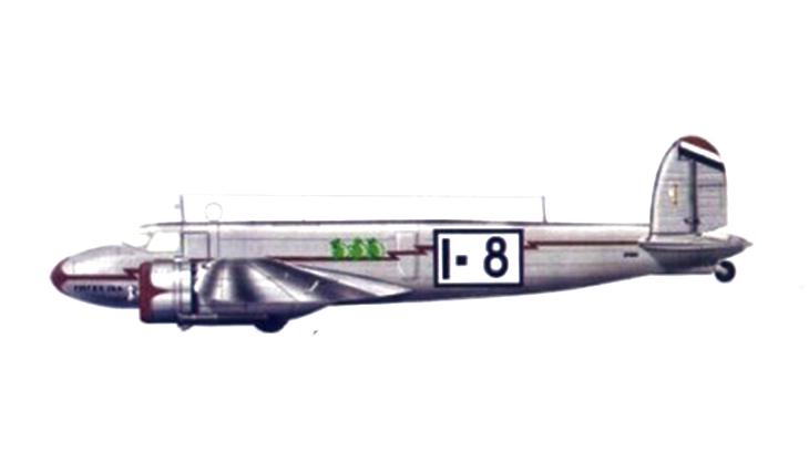 Fiat BR.20A - I-ROBO