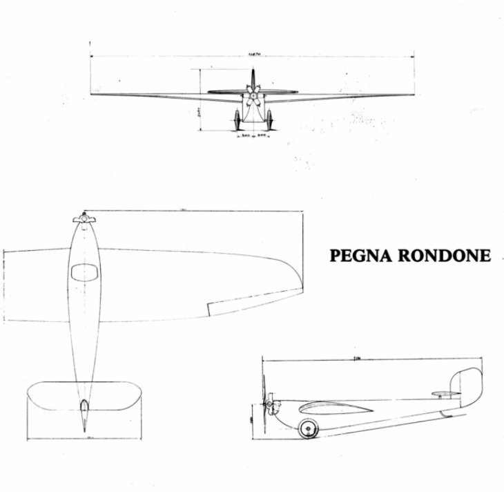 """Pegna-Bonmartini """"Rondone"""""""