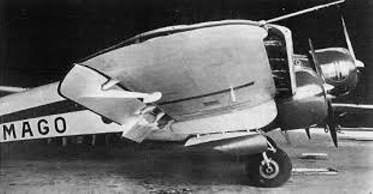 Il Savoia Marchetti SM.79 I-MAGO con motori Alfa Romeo AR.125 RC.35