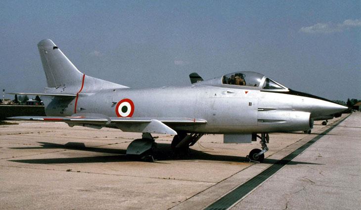 Fiat G.91 Prototipo - Primo volo 09 agosto 1953