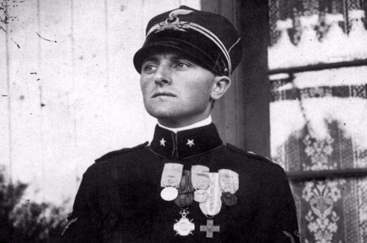 Sergente Edoardo Olivero