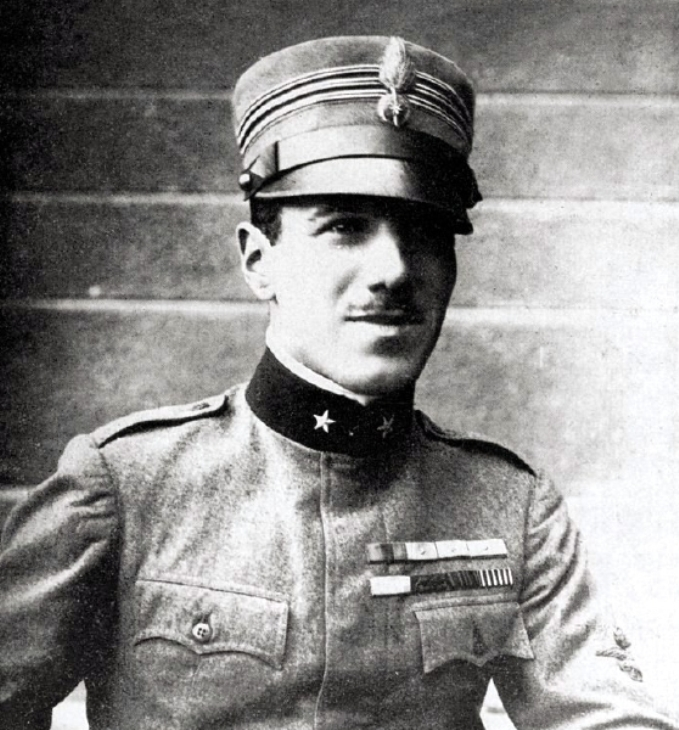 Capitano Francesco Baracca