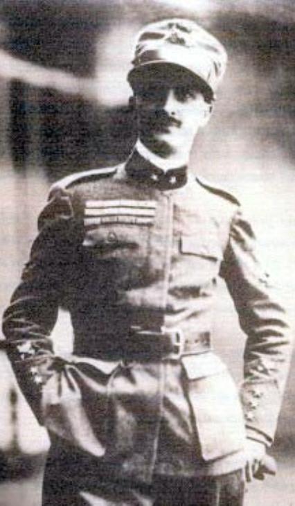 Tenente Fulco Ruffo di Calabria