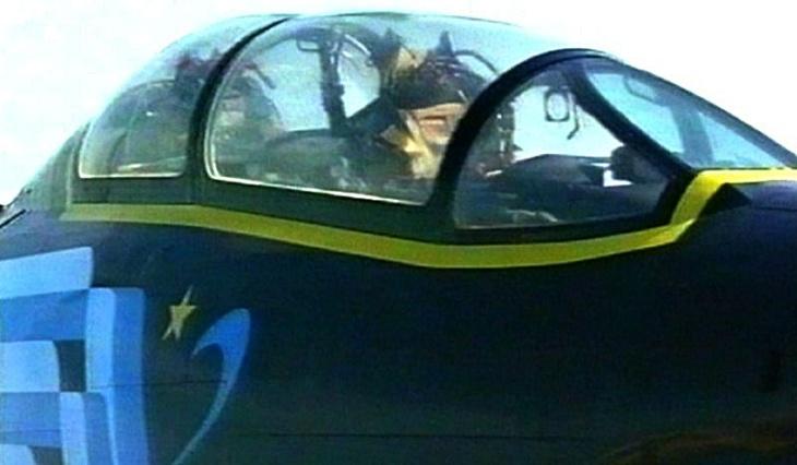 10 - Fiat G.91T/1 - 75 anni Aeronautica Militare Italiana - 1998 - Lungomare di Bari