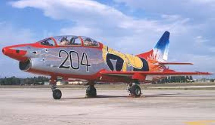 13 - Fiat G.91T/1 - 60^ Brigata Aerea - 204° Gruppo - Ultimo volo - 30 settembre 1995 - Amendola