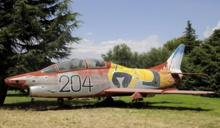 14 - Fiat G.91T/1 - 60^ Brigata Aerea - 204° Gruppo - Ultimo volo - Stato attuale del velivolo