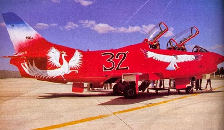 7 - Fiat G.91T/1 - 60^ Brigata Aerea - 204° Gruppo - Ultimo volo - 30 settembre 1995 - Amendola