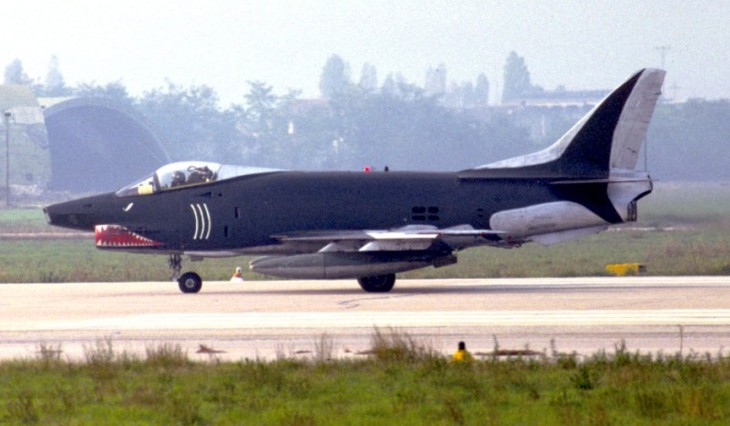 2 - Fiat G-91R/1 - 32° Stormo - 13° Gruppo CBR - 70 anni del 13°