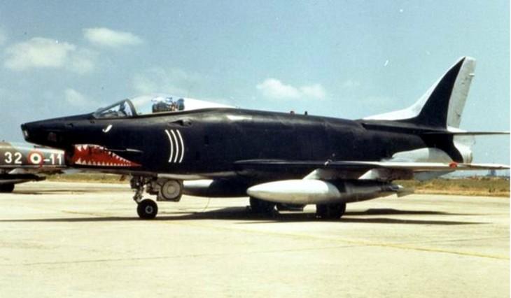 4 - Fiat G-91R/1 - 32° Stormo - 13° Gruppo CBR - 70 anni del 13°