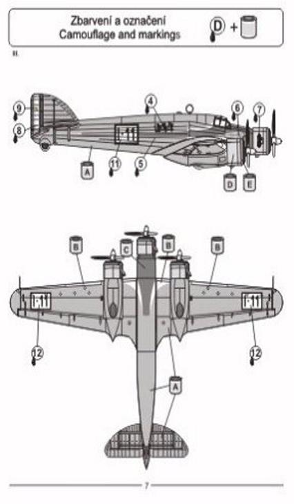 Istruzioni del kit di conversione Pavla - PAVU72058
