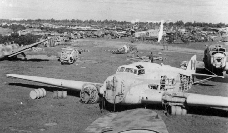 Savoia Marchetti S.M.79 - Bengasi 1941