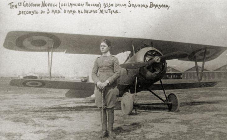 Tenente Gastone Novelli