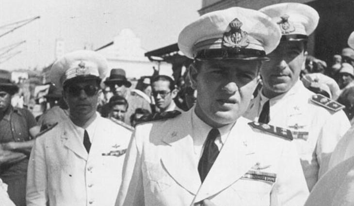 """Bruno Mussolini e i """"Sorci Verdi"""""""