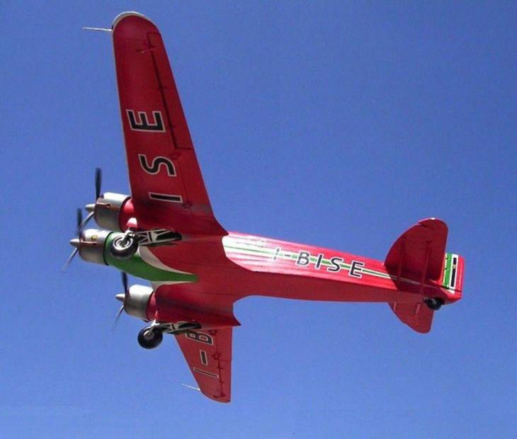 SIAI S.79 Corsa - Italeri - Pavla Models - 1:72 - Modello e foto di Carmel J Attard