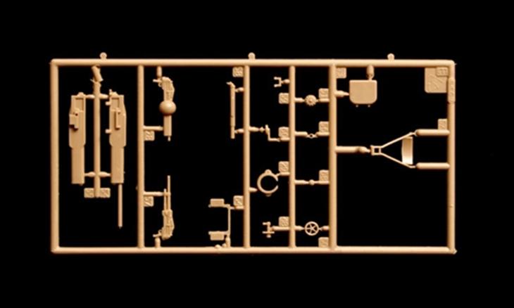 Carro Armato Fiat-Ansaldo L6/40 - Italeri - scala 1/35 - No. 6469