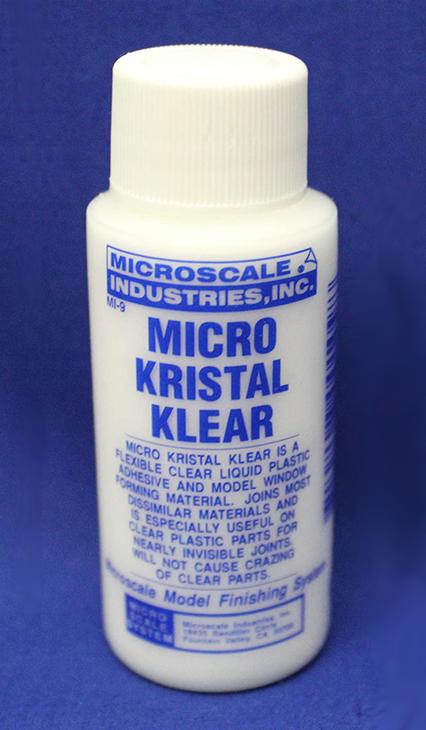 Microscale Kristal Klear