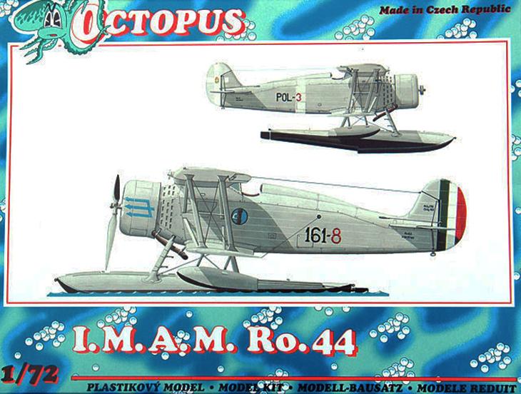 Octopus - I.M.A.M. Ro.44 - Cod. 72054 - Scala 1:72