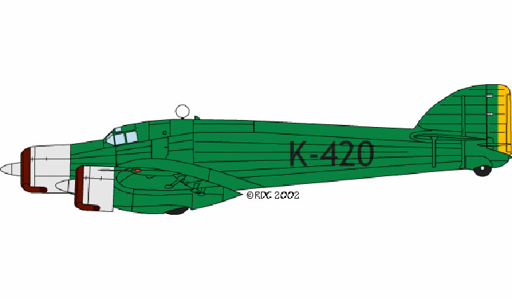SIAI S.79T Transatlantico - Força Aérea Brasileira - 1941