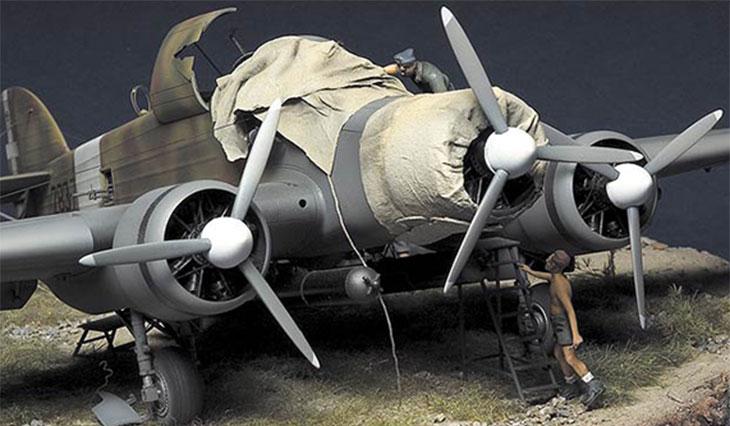 Savoia Marchetti SM.79 II Sparviero - Il Siciliano