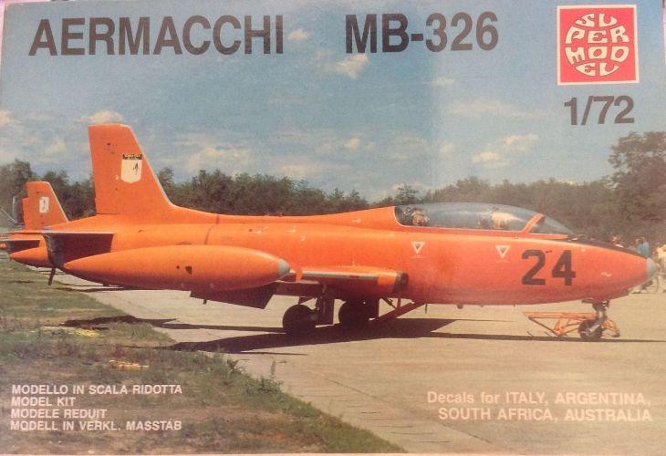 Aermacchi MB.326 - Supermodel - 1/72