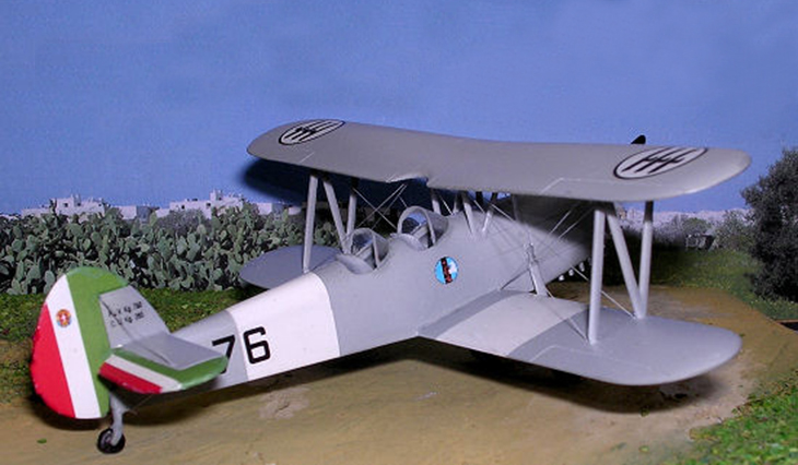 Saiman 200 - Jach - 1/72